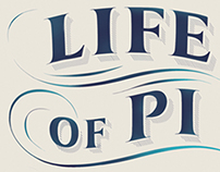 ' Life of Pi ' Book cover