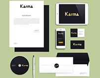 Karma Corporate Identity