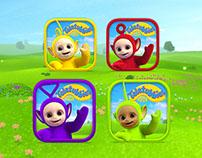 The Official Teletubbies App Bundle