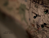 Blade Runner Title Sequence