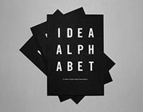 Idea Alphabet