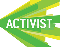 Activist Group branding