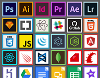 Vectorize All the Icons