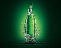 Carlsberg Malaysia Website Visual