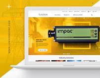 LumaSense Technologies Website