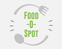 FOOD-O-SPOT App - UI/UX DESIGN