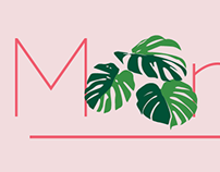Monstera Logo