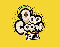 PopCorn Festival | Branding