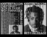 XXXTENTACION – EVERYBODY DIES IN THEIR NIGHTMARES