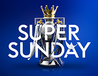 SUPER SUNDAY // MAIN TITLE / BUMPERS