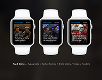 USA TODAY Apple Watch