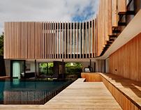 Kooyong Residence in Australia by Matt Gibson Architect