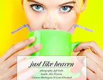 Elegant Magazine - Just Like Heaven Editorial