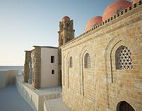 San Cataldo's church 3D model