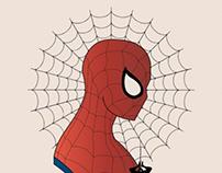 Spiderman Homecoming Fandango Print