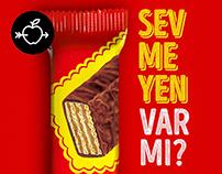 ÜLKER Çikolatalı Gofret - The Ones Who Don't Like