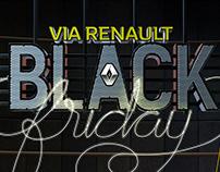 Black Friday Via Renault