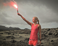 Never Give Up with Helle Frederiksen