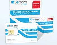 Lebara - New SIM Collateral