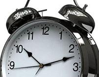 Alarm Clock - 3D Model for Sale - 3D Squirrel
