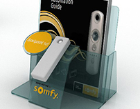 Somfy stand