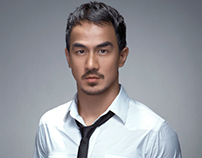 Potrait Of Joe Taslim