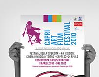 Capri Art Film Festival 2010