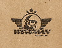 Wingman Alitas Inc. (Logotype)