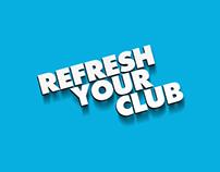 Refresh Your Club