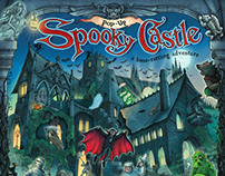 Pop-Up Spooky Castle