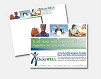 DukeWELL Postcard
