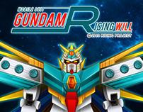 Mobile Suit Gundam Rising Will