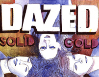 DAZED&CONFUSED / Illustrations Contest