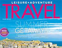 L+A TRAVEL: Summer Getaways