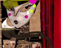 V I L L A  –  mon amour | illustration series