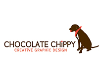 Chocolate Chippy Creative Graphic Design