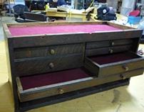 1930's toolbox refurb