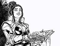 Warlock Characters