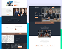 Lawyer and Law Firm Theme