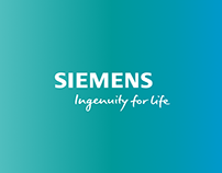 Siemens Interactive Map of the USA.