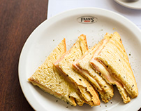 Fran's Café | Fotografia Gourmet - Cardápio
