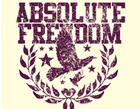 absolute freedom birds vector art