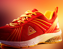 runningshoes design
