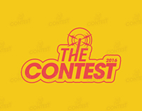 The Contest (logo - poster - rules)