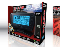 SHARP Atomic Weather Station for Sam's Club