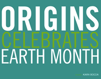 Origins Campaign for Earth Day 2013
