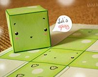 Box Papertoys