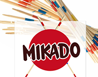 Minimal effect - packaging Mikado king choco