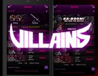 Uken Games - Villains