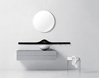 SOLUX BATH FURNITURE BY DORODESIGN